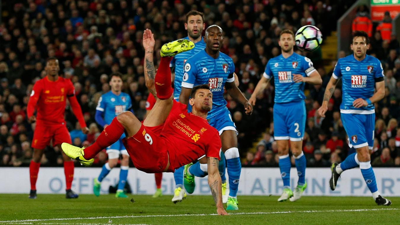 Liverpool vs AFC Bournemouth Highlights