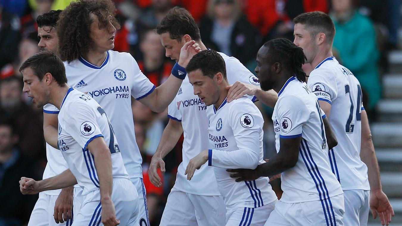 AFC Bournemouth vs Chelsea Highlights