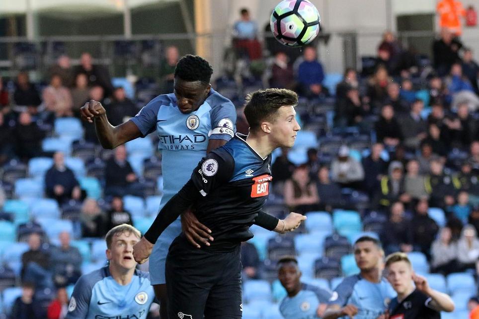 Man City v Derby, Premier League 2