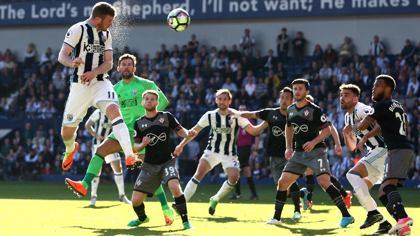 West Bromwich Albion vs Southampton Highlights
