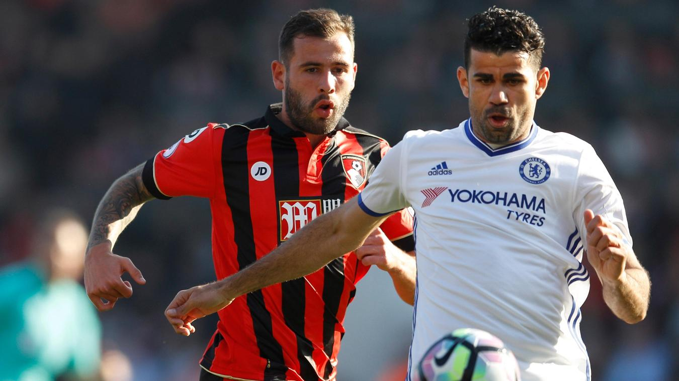 AFC Bournemouth 1-3 Chelsea Highlights