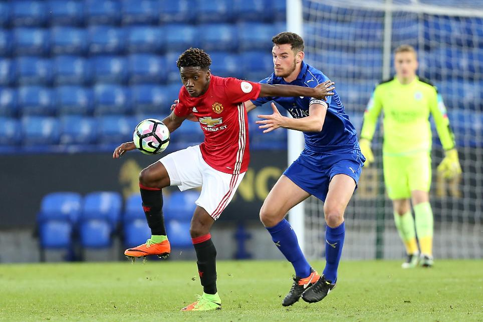 Leicester City v Manchester United, PL2