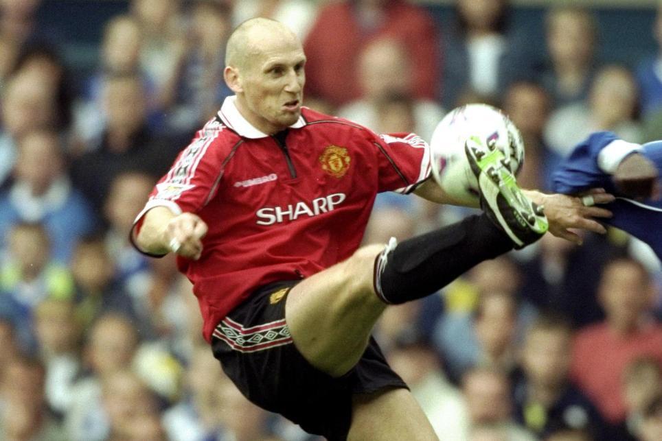 Jaap Stam, Manchester United