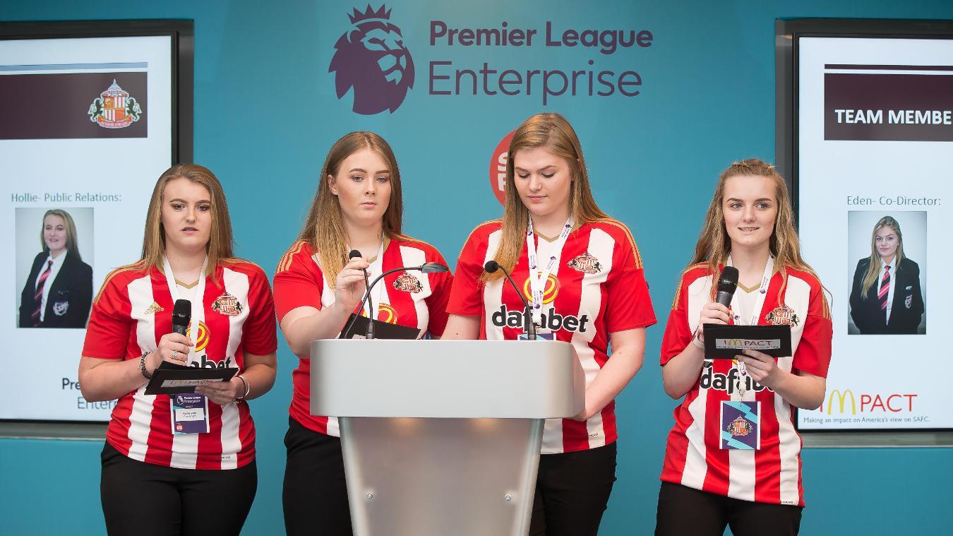 PL Enterprise Challenge, Sunderland
