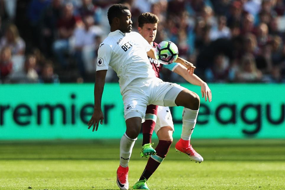 West Ham v Swansea City