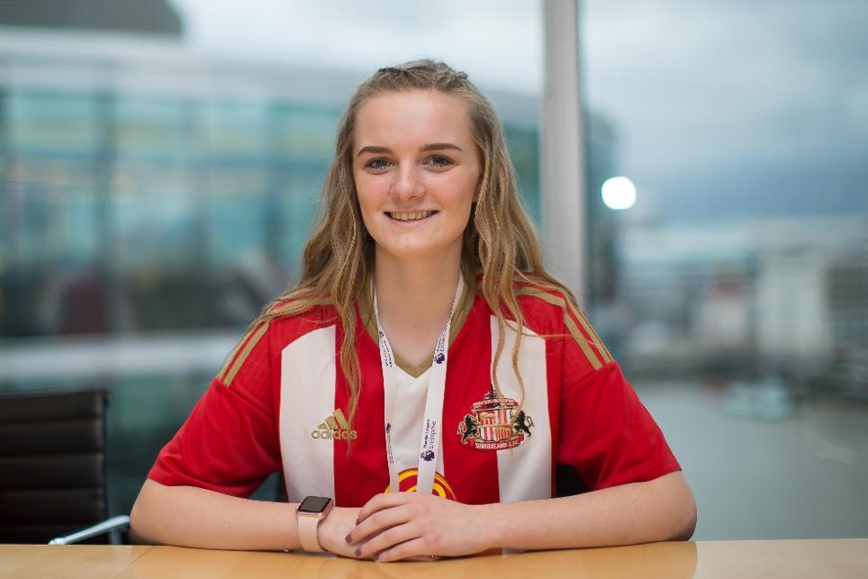 PL Enterprise Challenge, Sunderland AFC, Lily