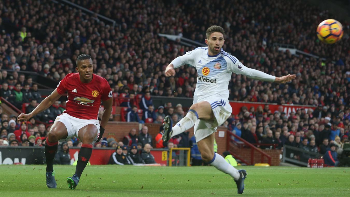Antonio Valencia, Man Utd