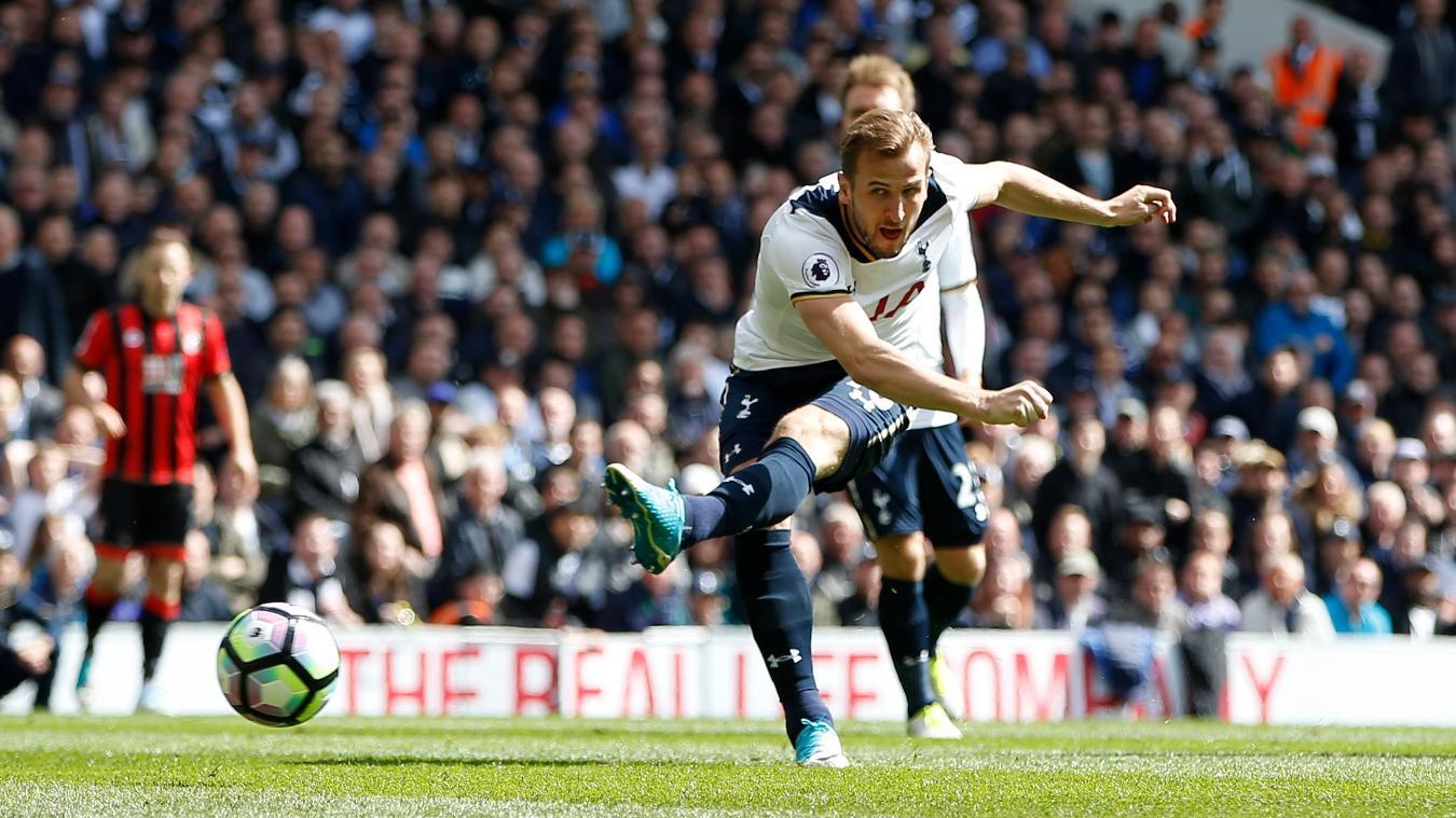 Tottenham Hotspur 4-0 AFC Bournemouth