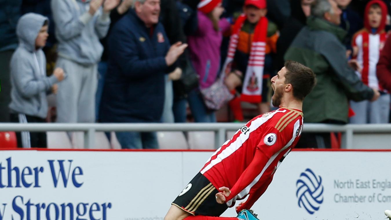 Sunderland 2-2 West Ham United