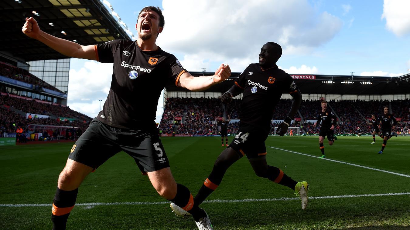 Stoke City 3-1 Hull City