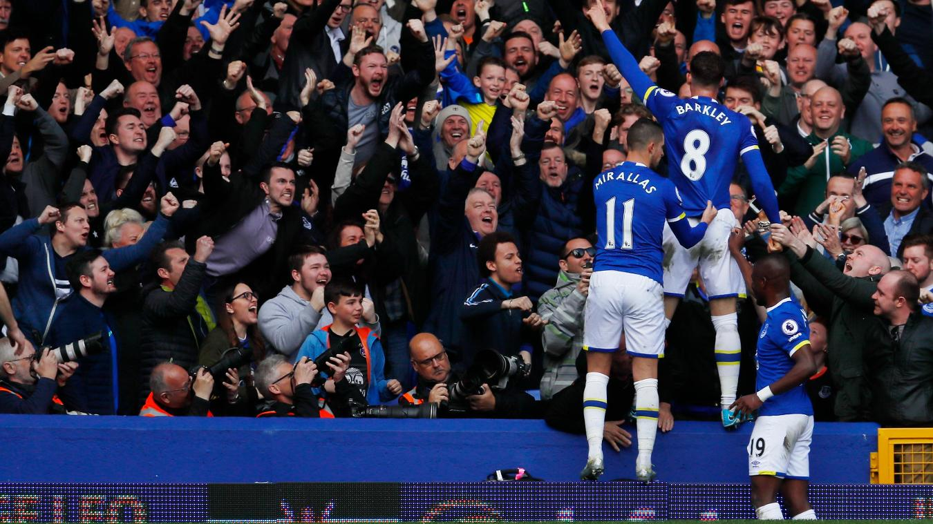 Everton 3-1 Burnley