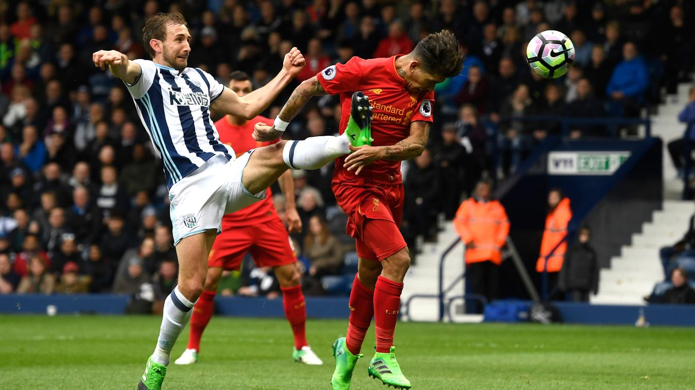 West Brom 0-1 Liverpool
