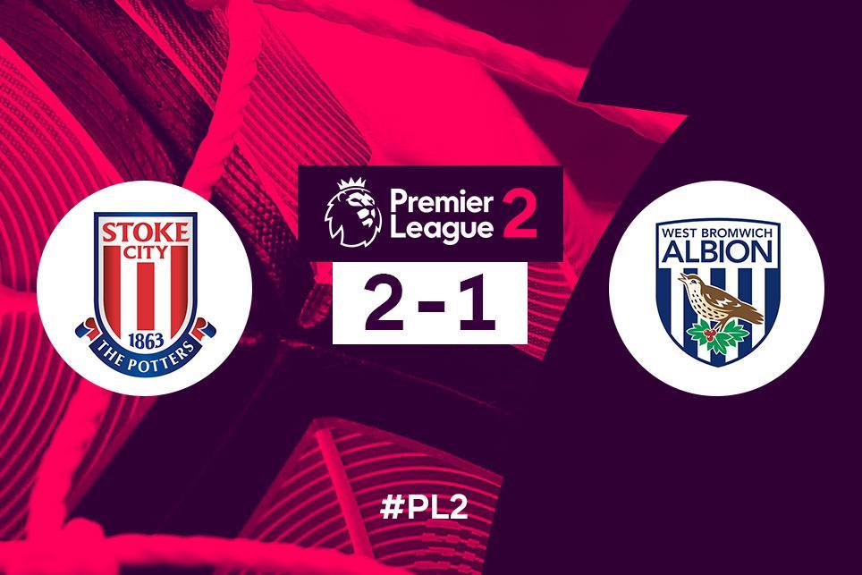 PL2 Stoke City v WBA
