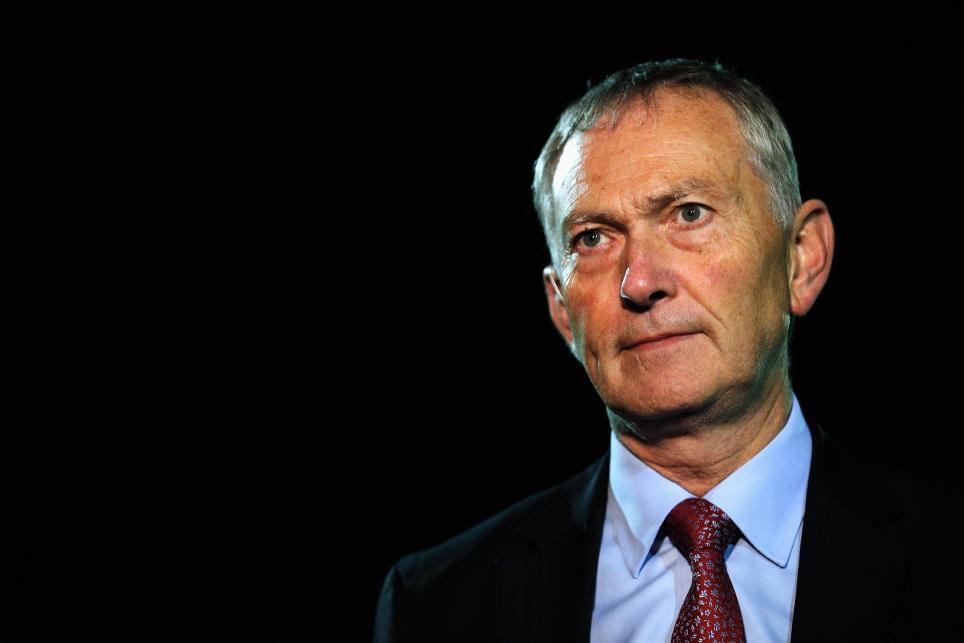 Richard Scudamore, Executive Chairman, Premier League