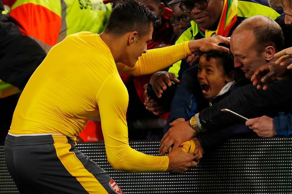 Middlesbrough 1-2 Arsenal