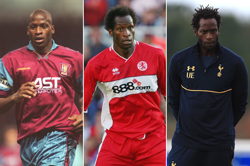 Composite of Ugo Ehiogu