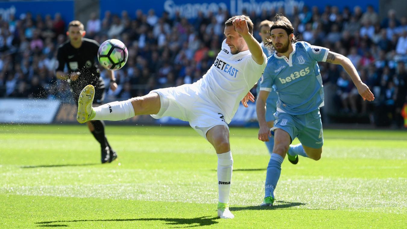 Gylfi Sigurdsson, Swansea City