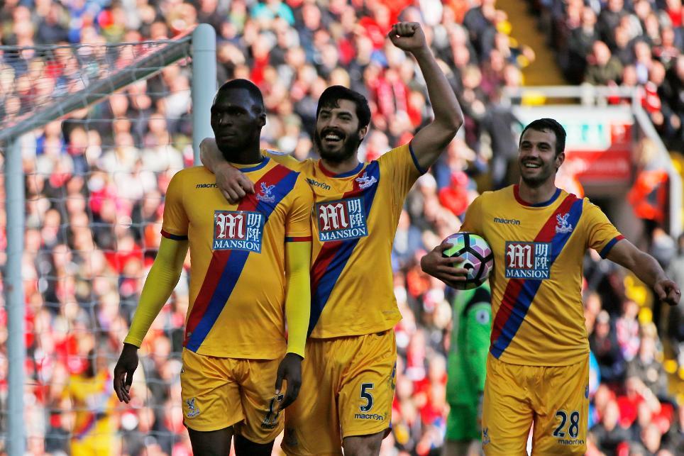 Liverpool v Crystal Palace