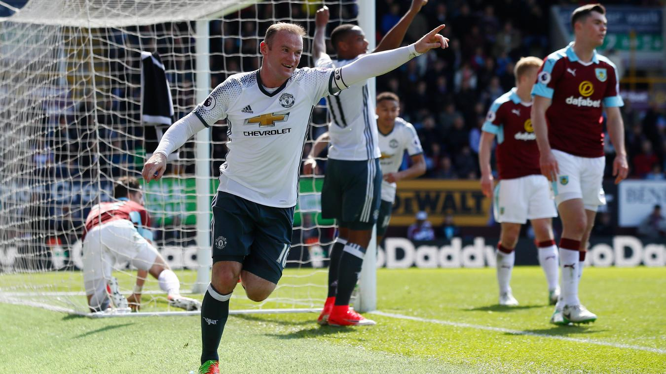 Burnley 0-2 Manchester United Highlights