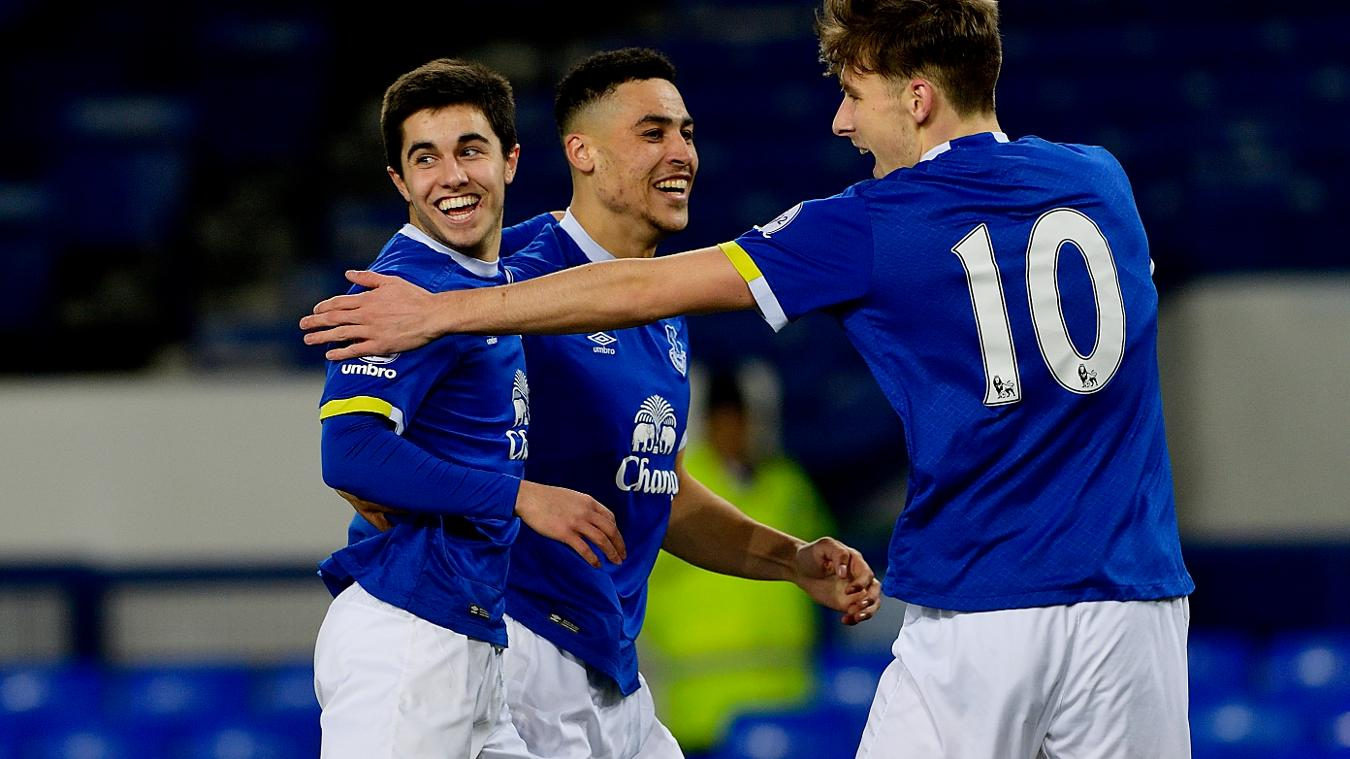 PL2 Division 1 champions Everton