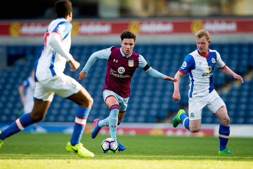 Blackburn v Aston Villa PL2