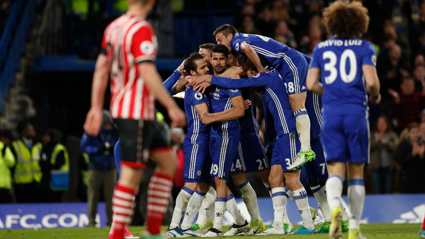 Chelsea 3-1 Southampton Highlights
