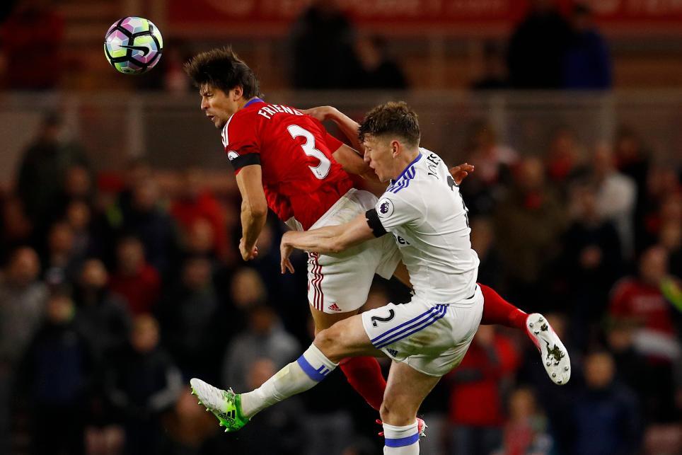 Middlesbrough 1-0 Sunderland