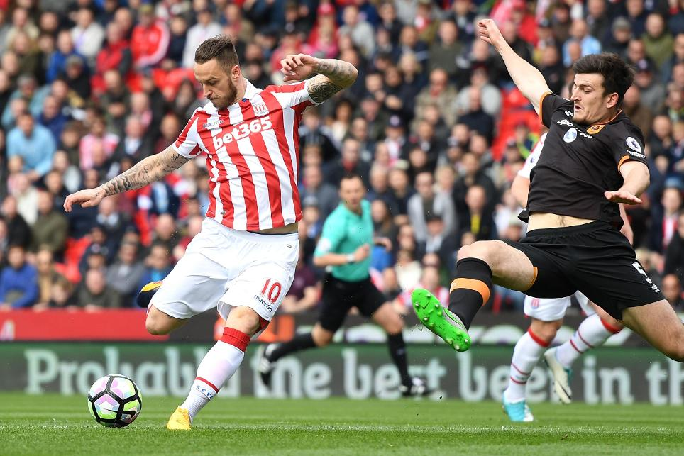 Marko Arnautovic, Stoke City