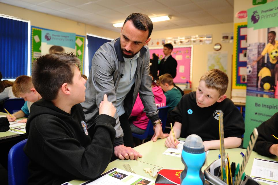 Leon Britton, Premier League Primary Stars