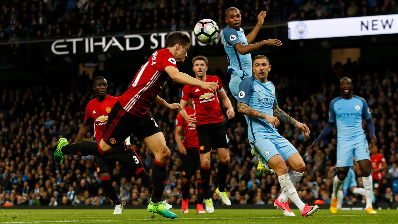 Manchester City vs Manchester United Highlights