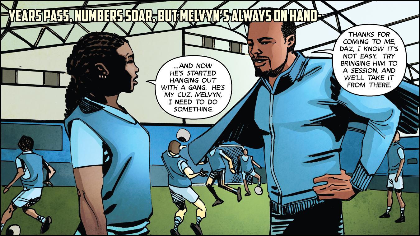 PL Kicks Heroes: Melvyn McDonald
