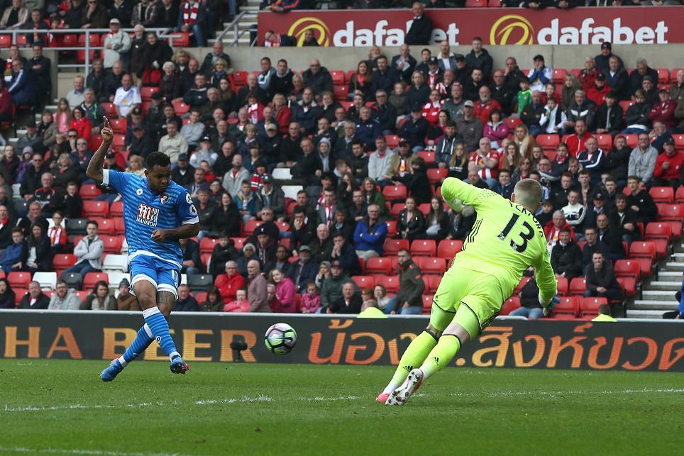 Sunderland 0-1 AFC Bournemouth
