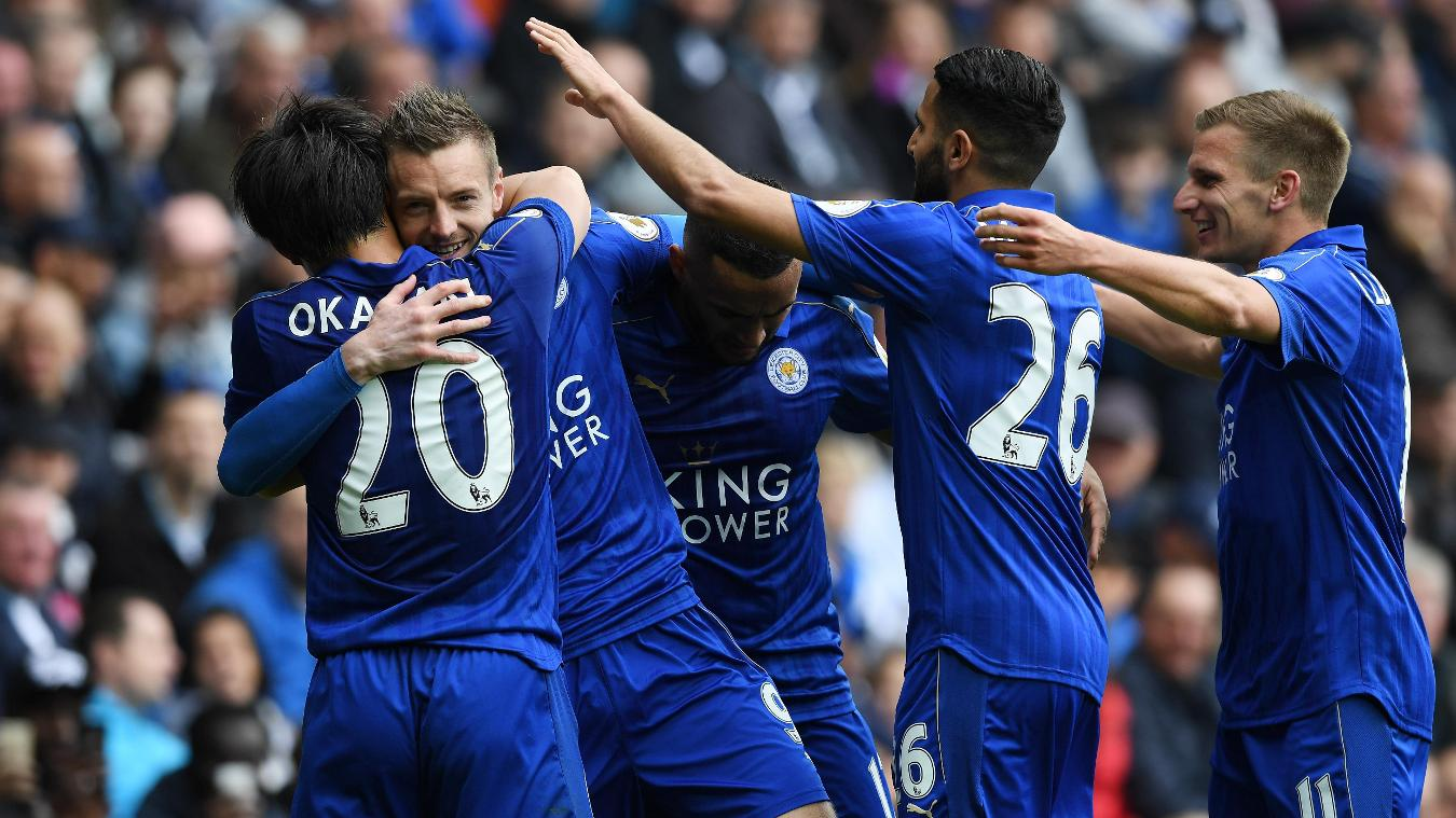 West Bromwich Albion vs Leicester City Highlights