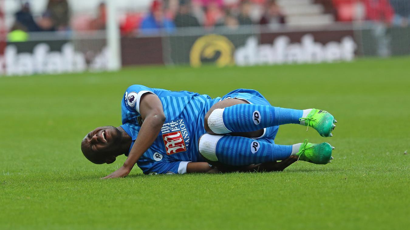 Sunderland v AFC Bournemouth Benik Afobe