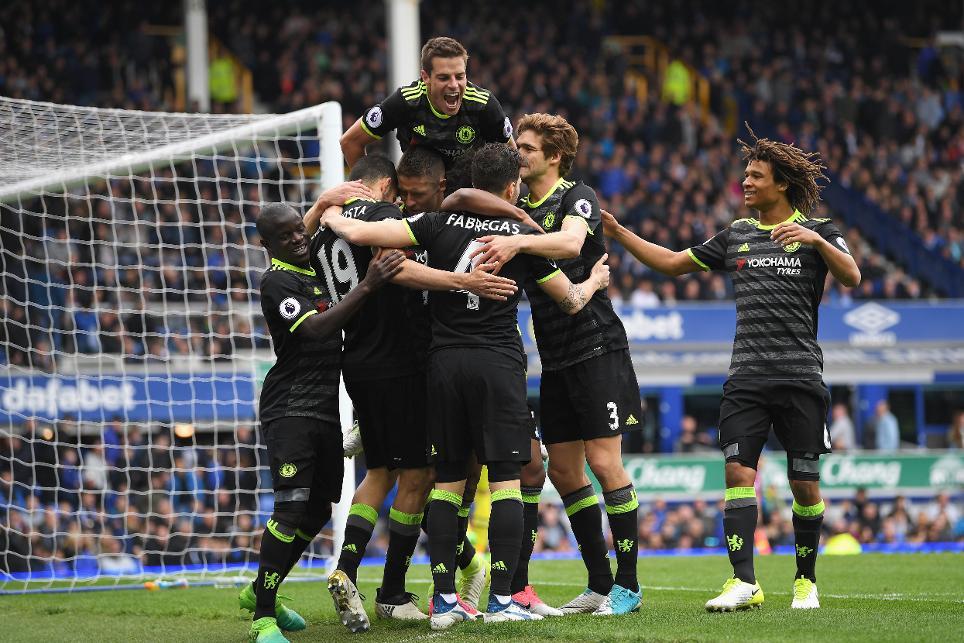 Everton v Chelsea