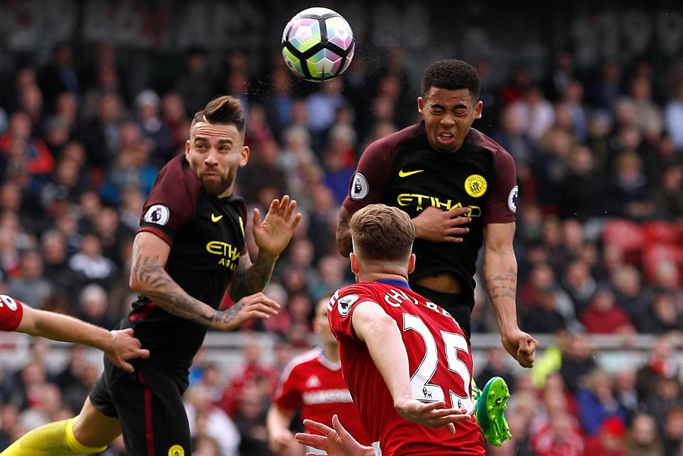 Middlesbrough 2-2 Manchester City