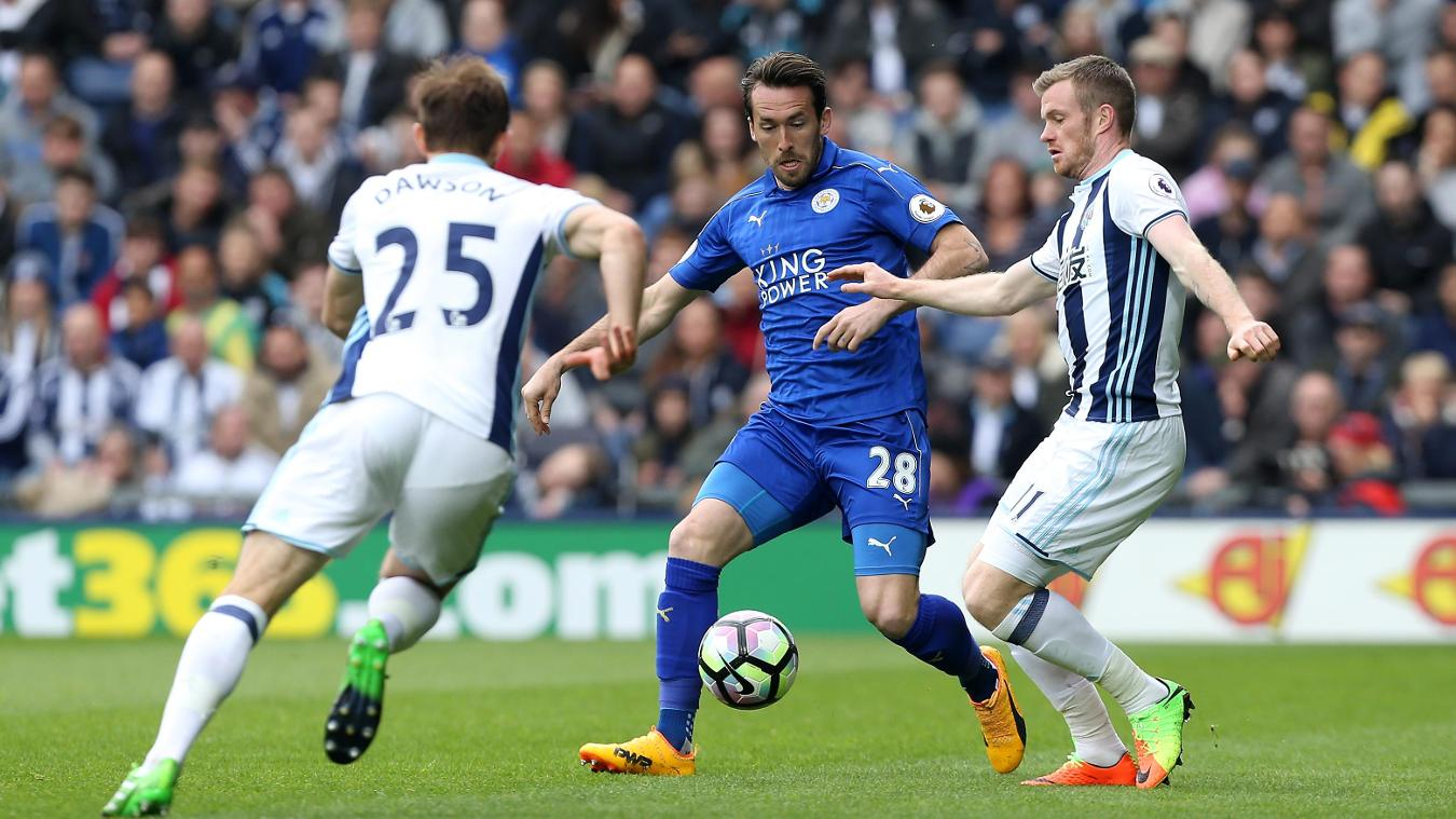 West Bromwich Albion v Leicester City