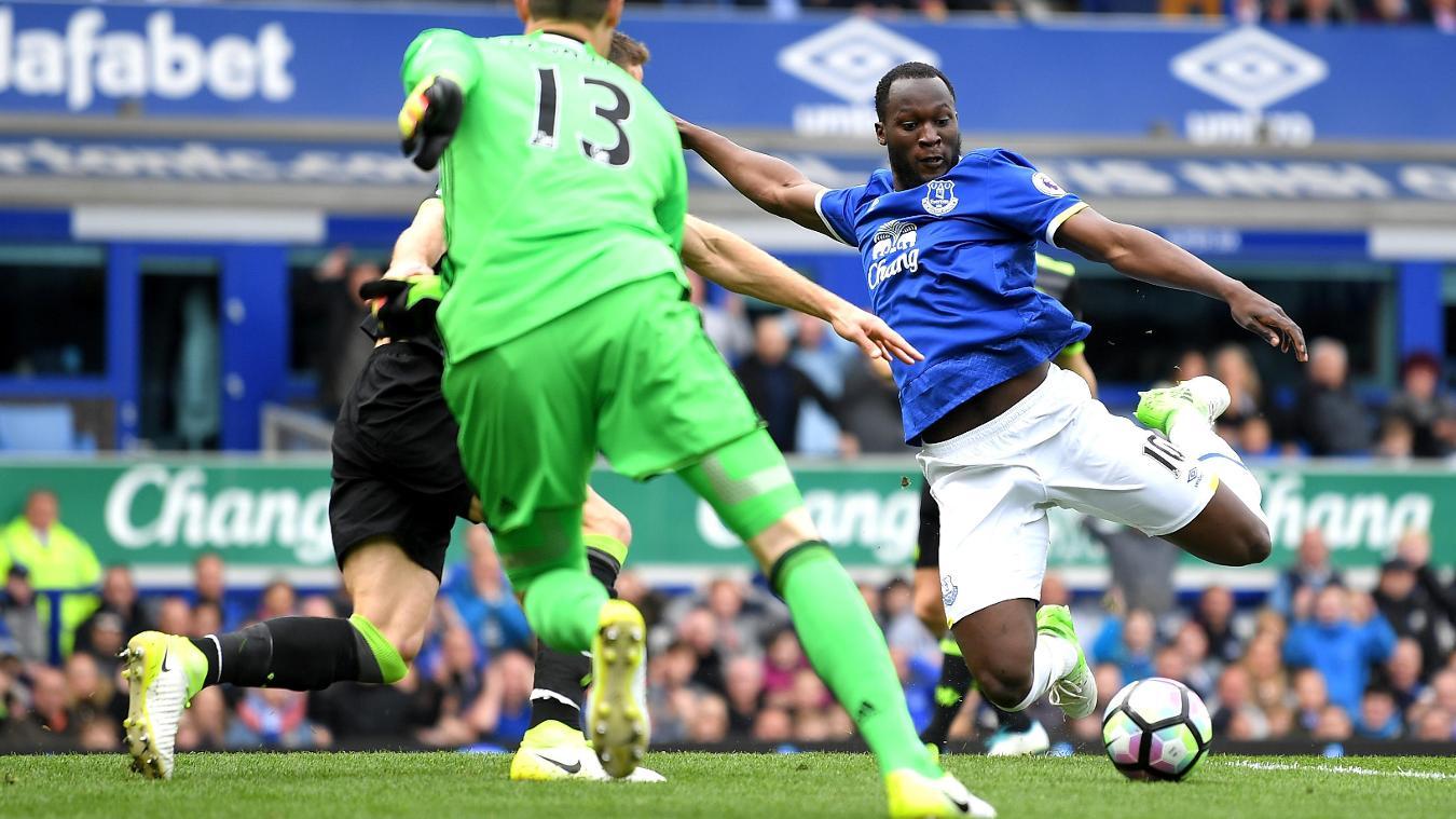Romelu Lukaku, Everton