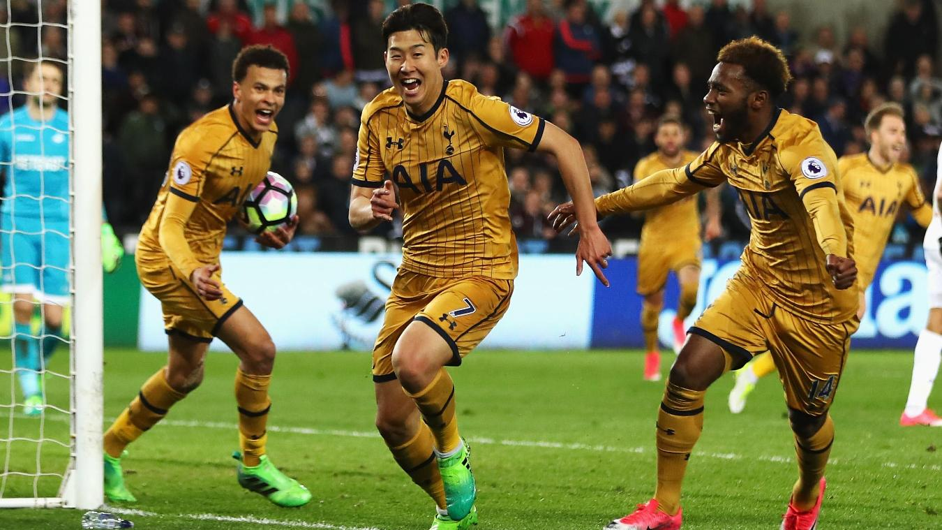 Son Heung-min, Spurs