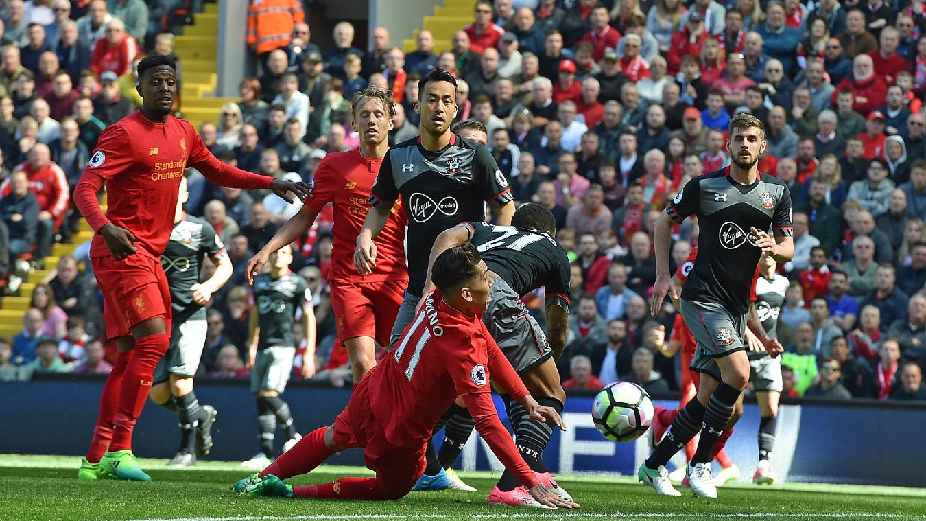 Liverpool v Southampton - Premier League