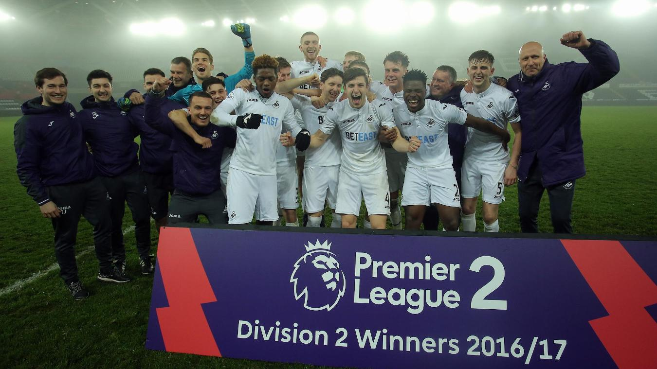 2016/17 Premier League 2 Division 2: Swansea City