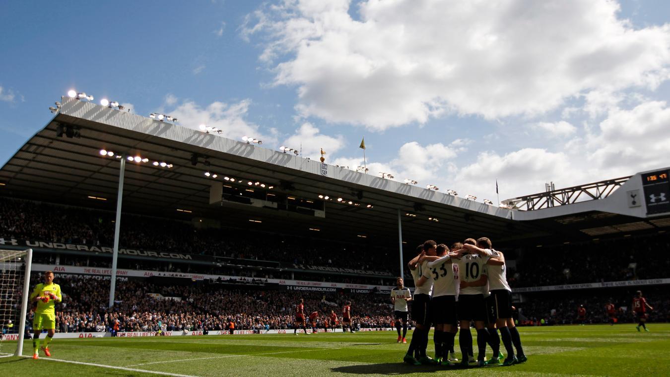 Tottenham Hotspur v Manchester United, 14 May