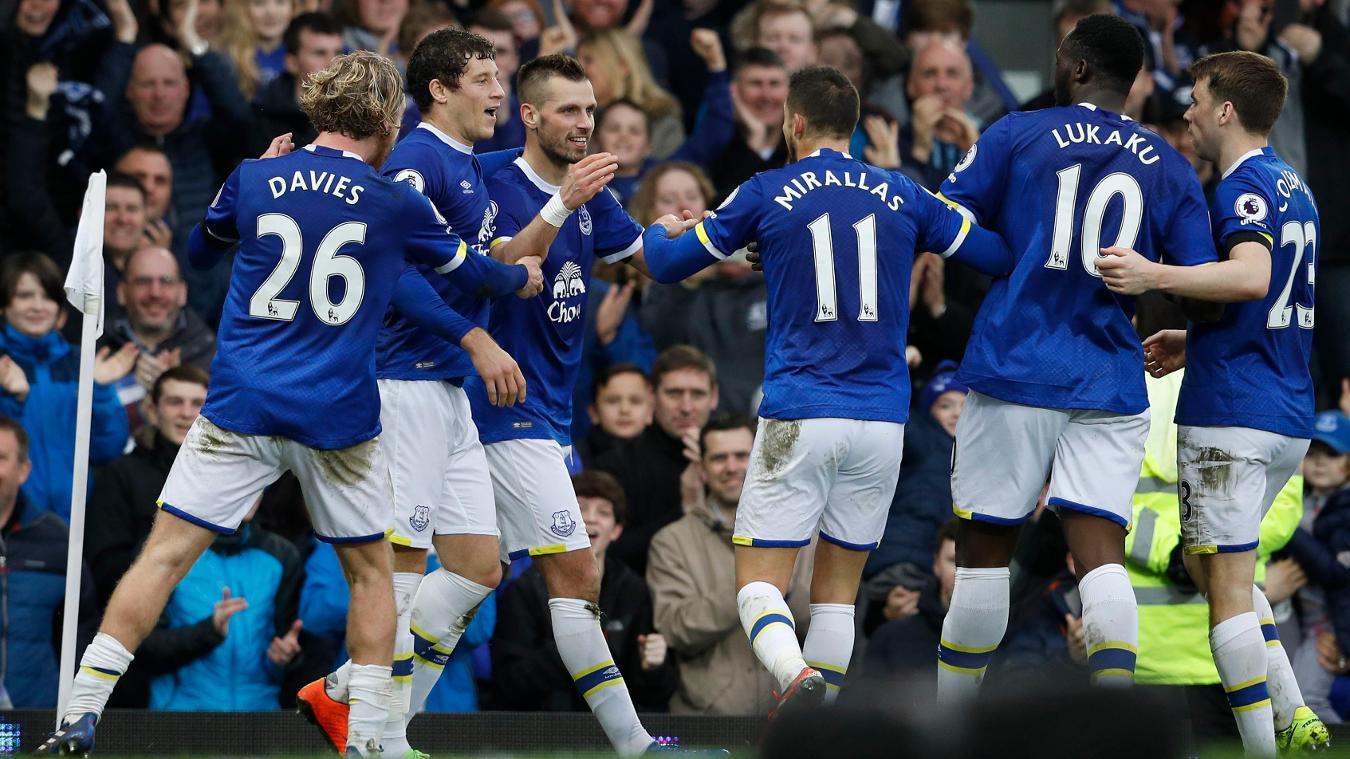 Everton v Watford, 12 May