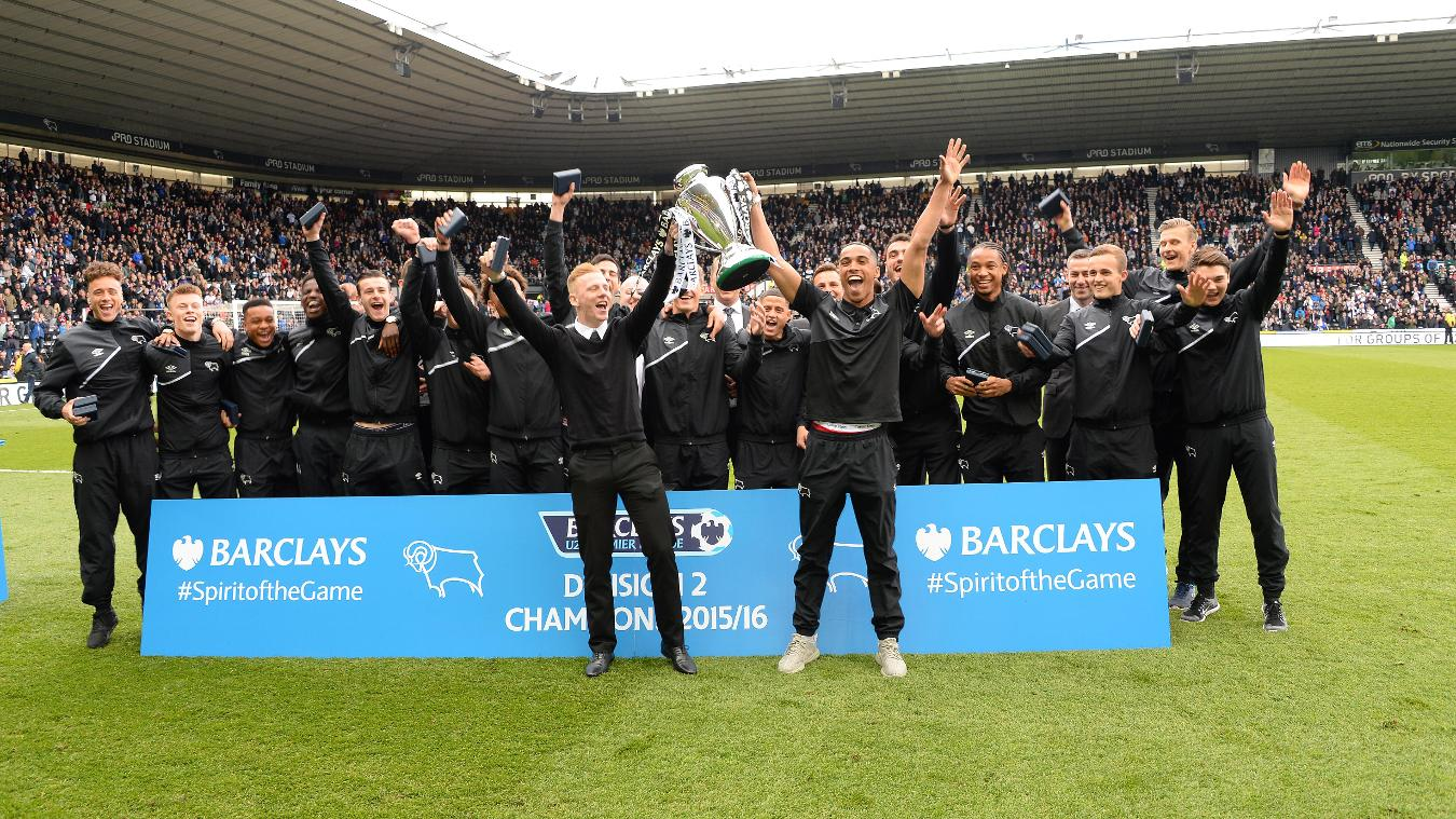 2015/16 Premier League 2 Division 2: Derby County