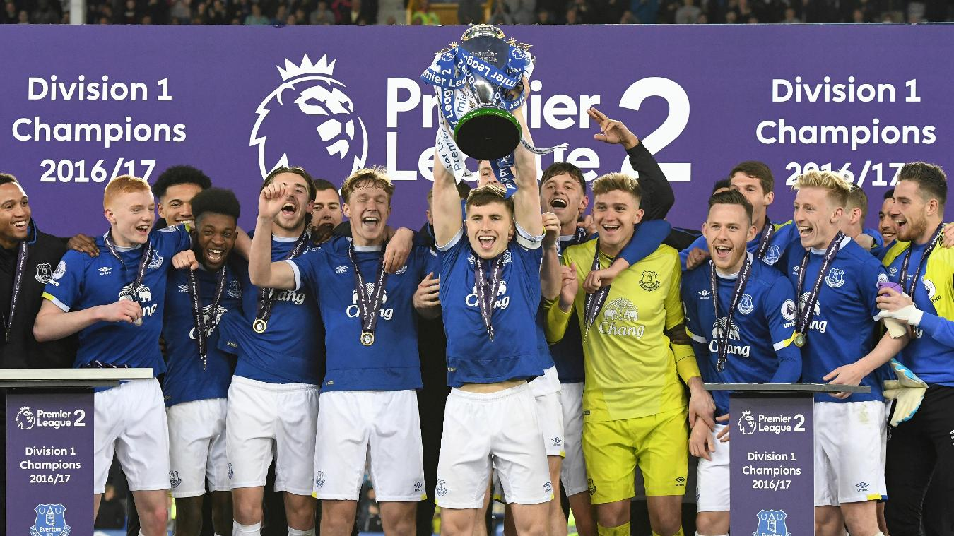 2016/17 Premier League 2 Division 1: Everton
