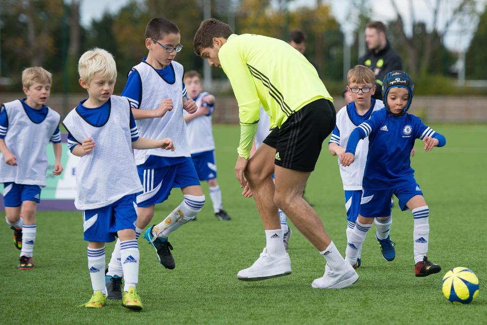 Chelsea, PL/BT Disability Sport programme