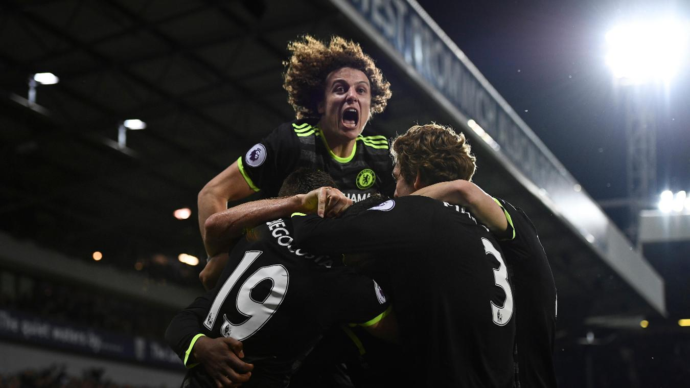 West Bromwich Albion vs Chelsea Highlights