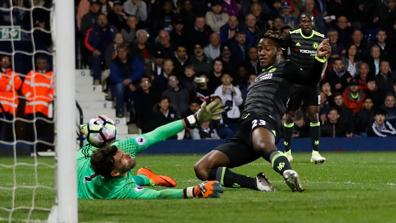 West Bromwich Albion 0-1 Chelsea