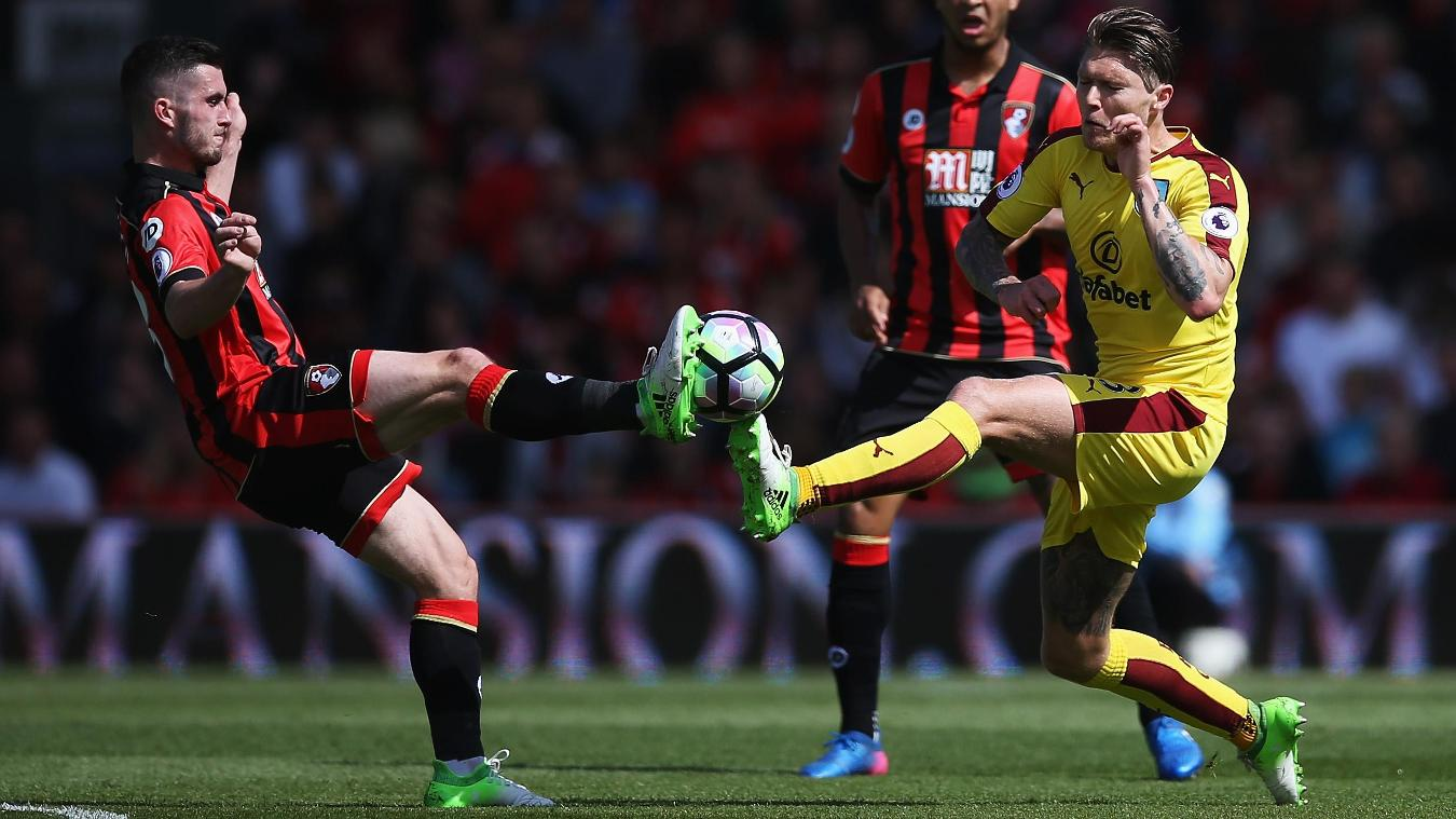AFC Bournemouth 2-1 Burnley