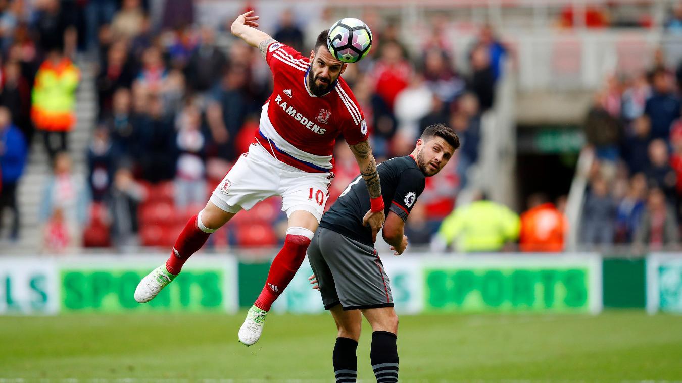 Middlesbrough 1-2 Southampton